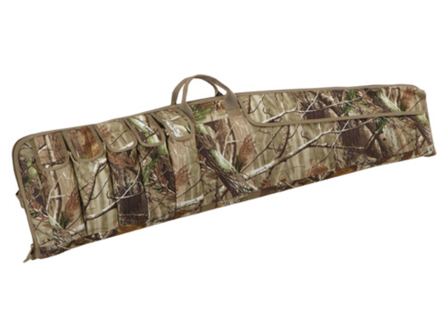"Buck Commander Large Modern Sporting Rifle Gun Case 44"" Nylon Realtree AP Camo"