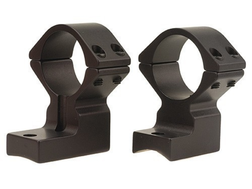 Talley Lightweight 2-Piece Scope Mounts with Integral Rings Remington 700 Matte