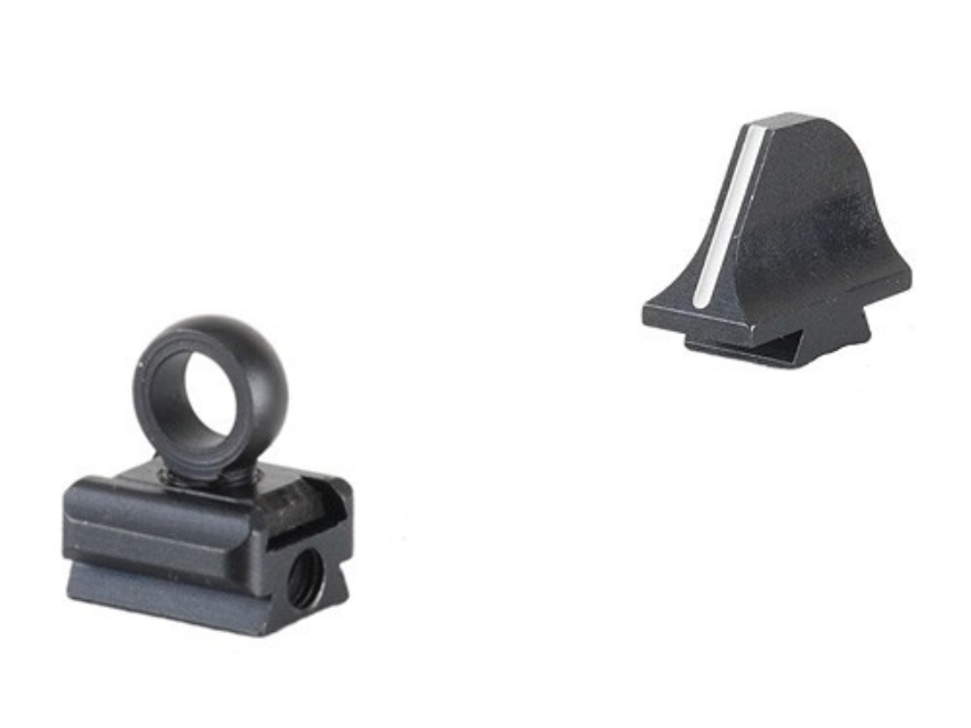 XS Ghost-Ring Hunting Sight Set Ruger Deerfield 44 Magnum Steel Matte