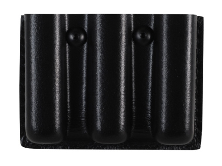 Safariland 775 Slimline Open-Top Triple Magazine Pouch Glock 17, 22, 34, 35, Sig Sauer ...