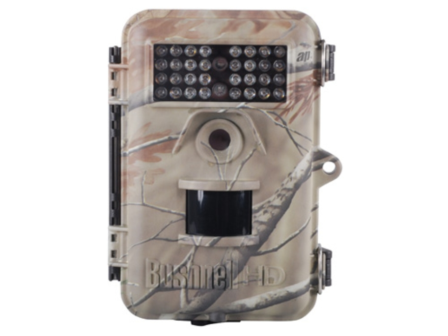 Bushnell Trophy Cam HD Infrared Game Camera 8.0 Megapixel Realtree AP Camo