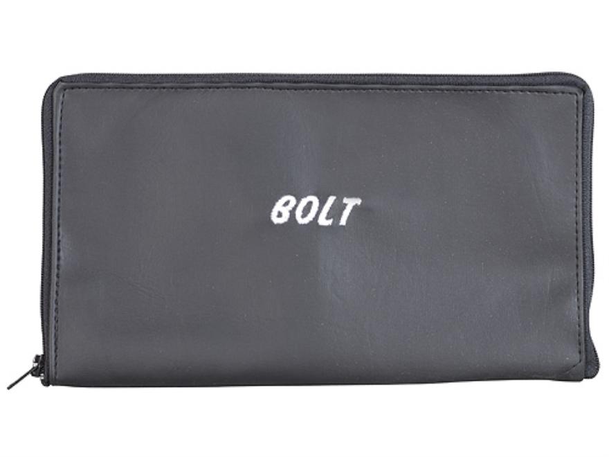 Bill Gammon Bolt Folder Synthetic Blend Black