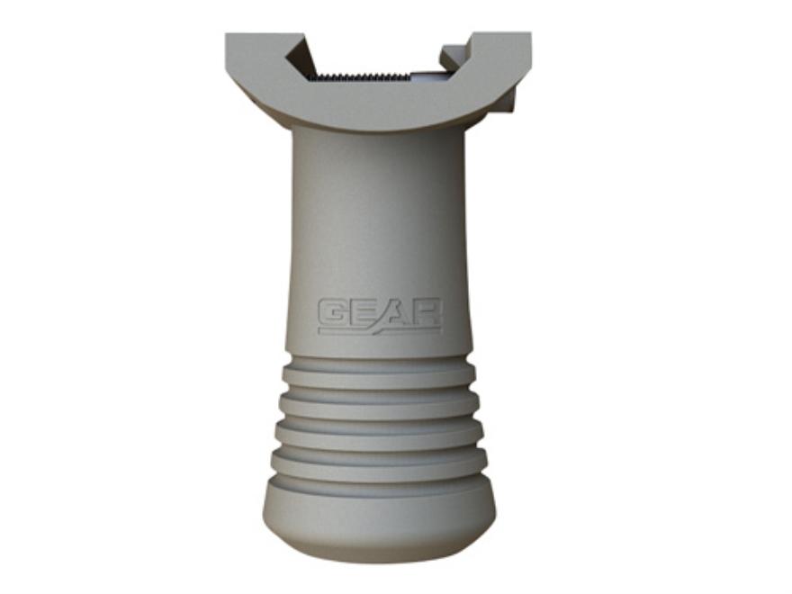 Gear Sector Compact Vertical Forend Grip AR-15 Aluminum