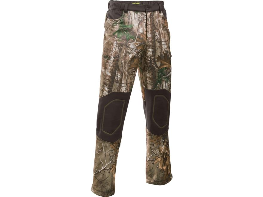 Under Armour Men's UA Scent Control Armour Fleece Pants Polyester