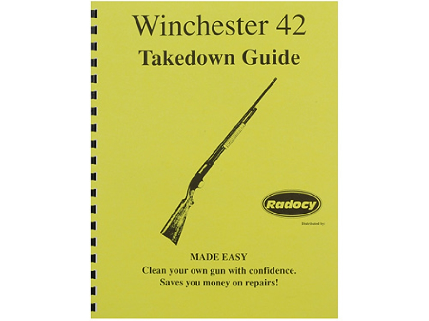 "Radocy Takedown Guide ""Winchester 42"""