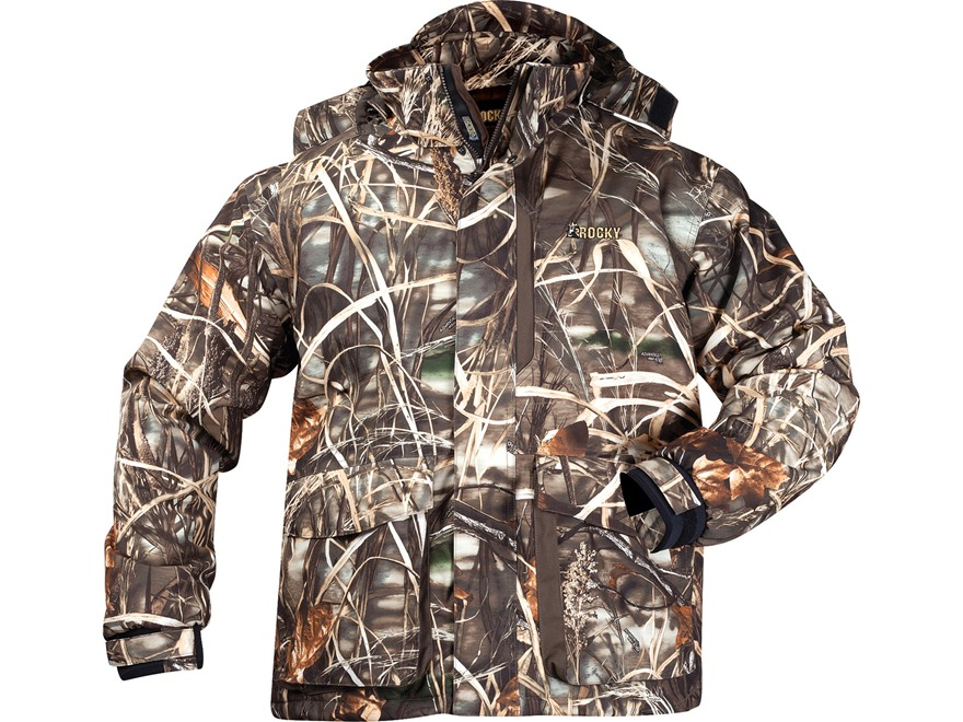 Rocky Men's Waterfowler Waterproof Insulated Jacket