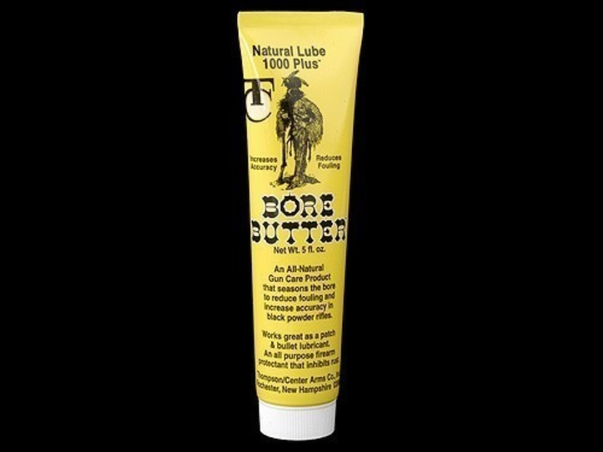 Thompson Center Natural Lube 1000 Plus Bore Butter Tube