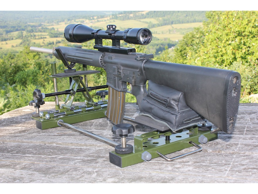 HySkore Rapid Fire Precision Shooting Rest