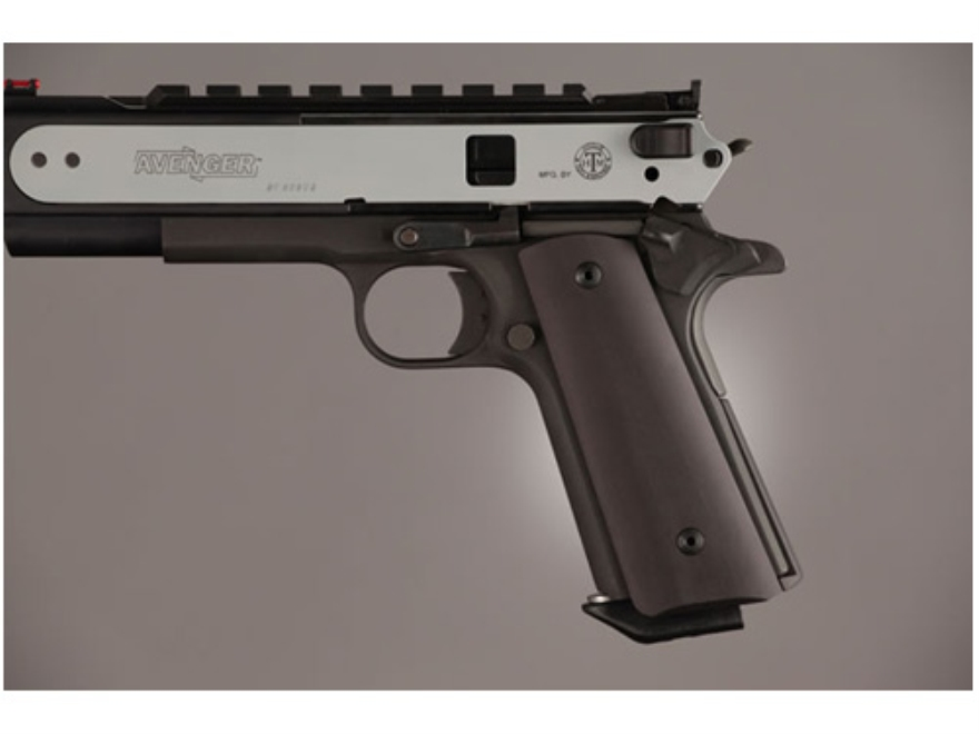 Hogue Extreme Series Magrip Kit 1911 Government, Commander Smooth with Flat Mainspring ...