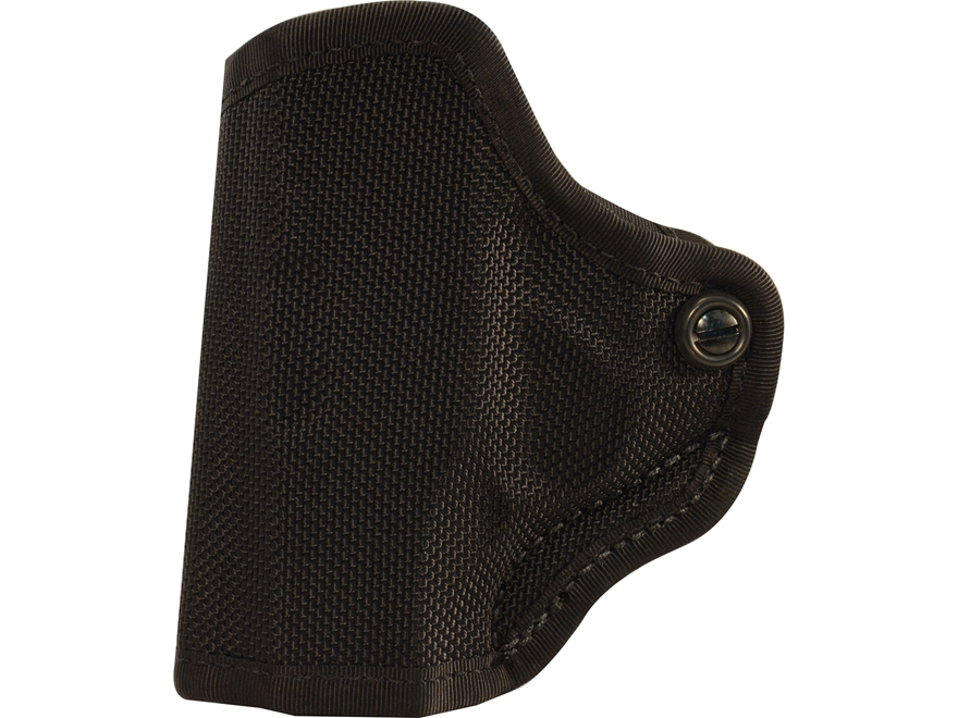 DeSantis Nylon Mini-Scabbard Belt Holster Sig Sauer P938 Nylon Black