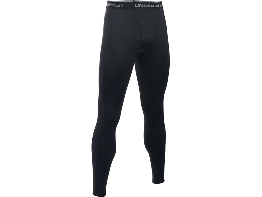 Under Armour Men's UA Base 2.0 Base Layer Pants Polyester Black