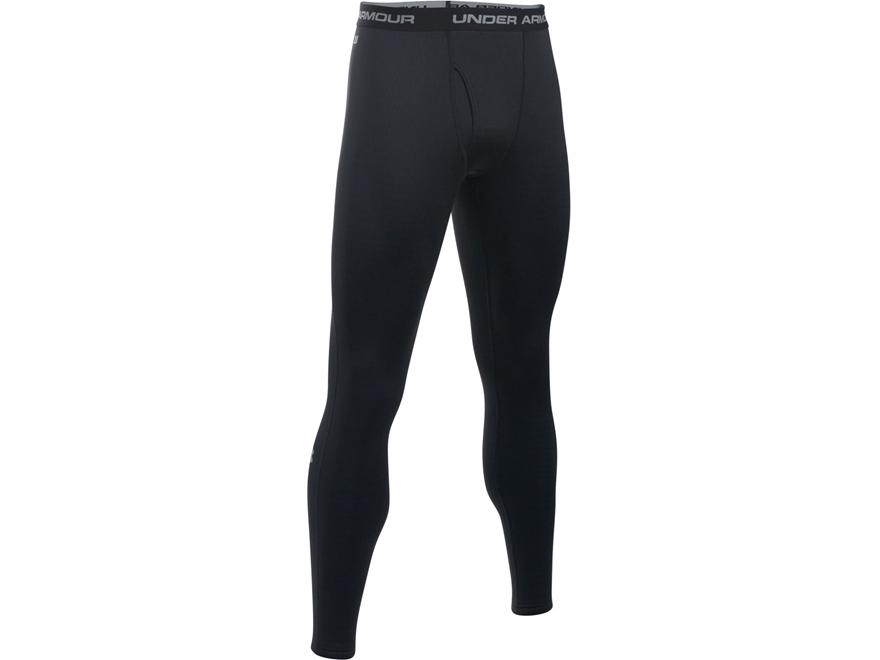 Under Armour Men's UA Base 2.0 Base Layer Pants Polyester Black