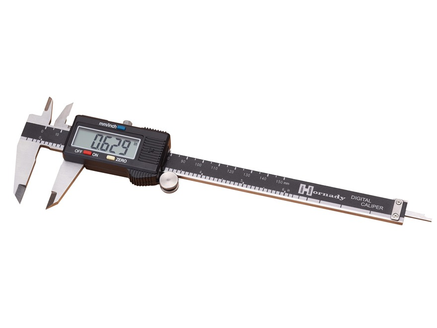"Hornady Digital Caliper 6"" Stainless Steel"