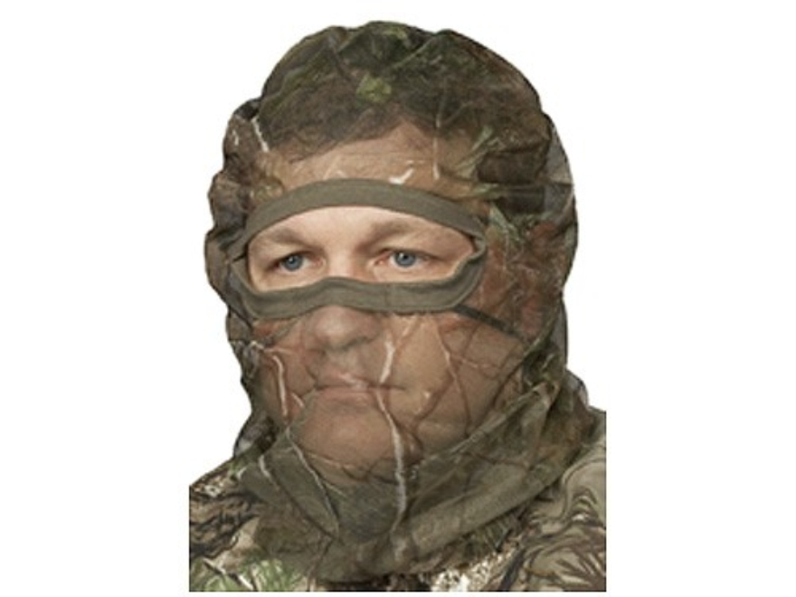 Hunter's Specialties Flex Form 2 Mesh Face Mask Polyester Realtree AP Camo