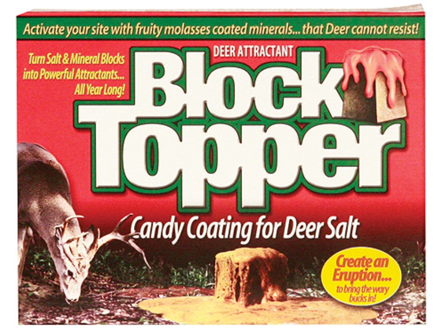 Evolved Habitats Block Topper Deer Attractant Liquid 5 lb