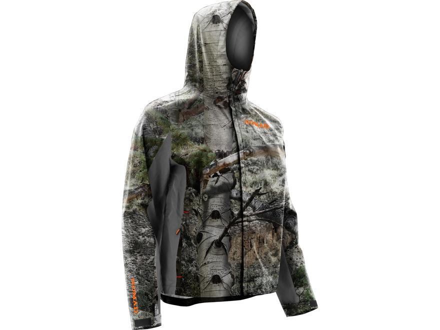 Nomad Men S Cya Packable Waterproof Rain Jacket Polyester