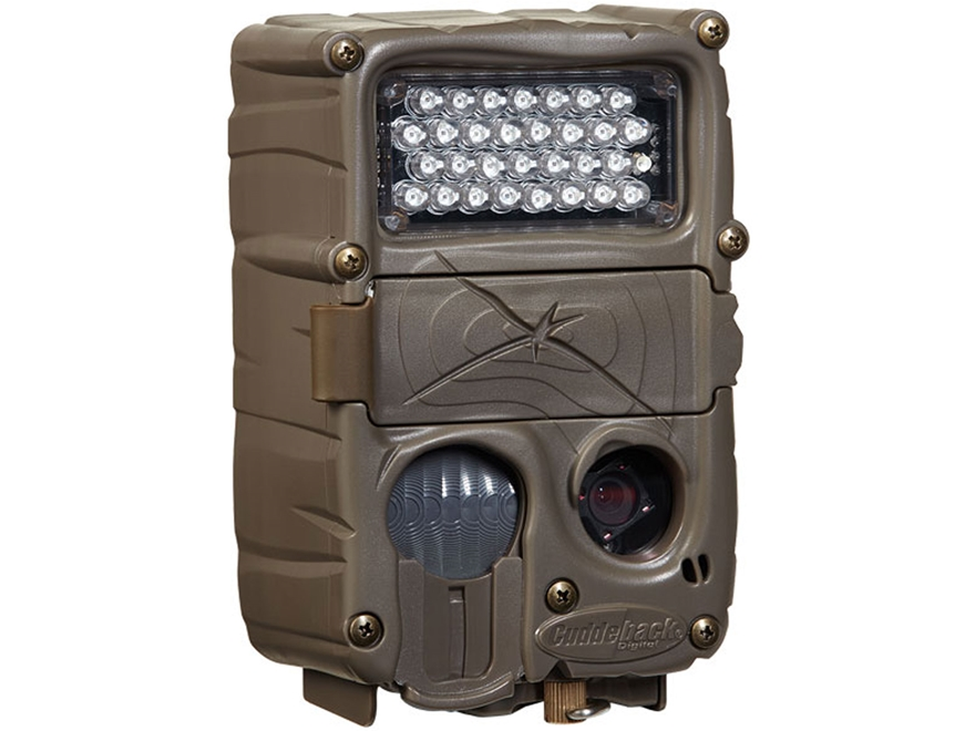Cuddeback Xchange Extreme Range Infrared Game Camera 20 MP Brown