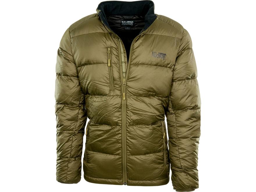MidwayUSA Men's Alverstone Down Jacket