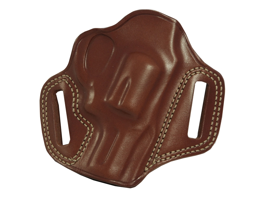 "Galco Combat Master Belt Holster Right Hand S&W 29, N-Frame 4"" Barrel Leather"
