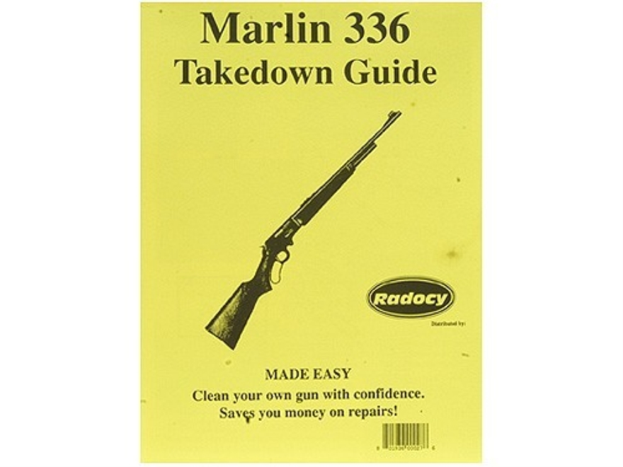 "Radocy Takedown Guide ""Marlin 336"""