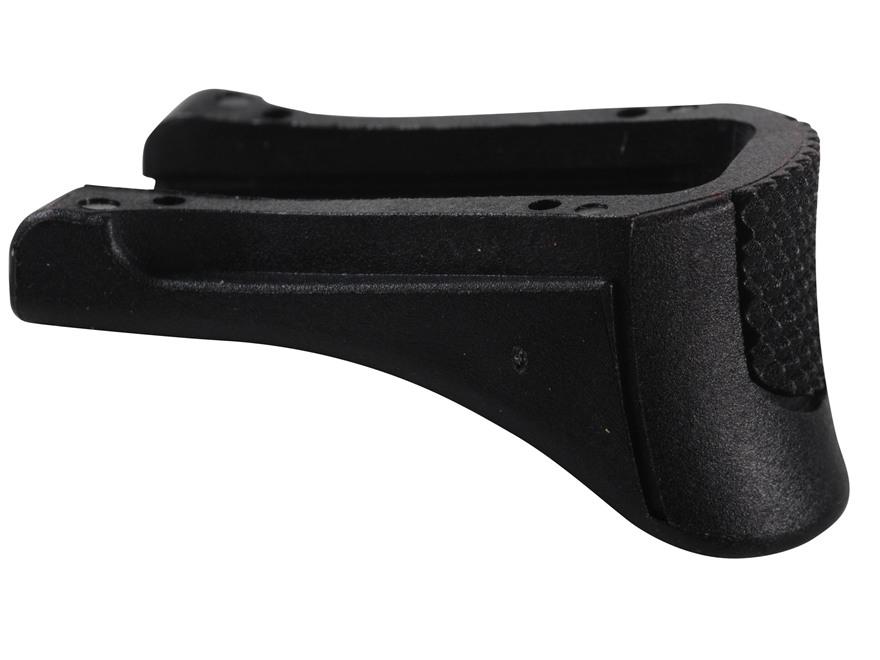 Ruger Magazine Floorplate with Finger Rest Extension Ruger LC9 Polymer Black