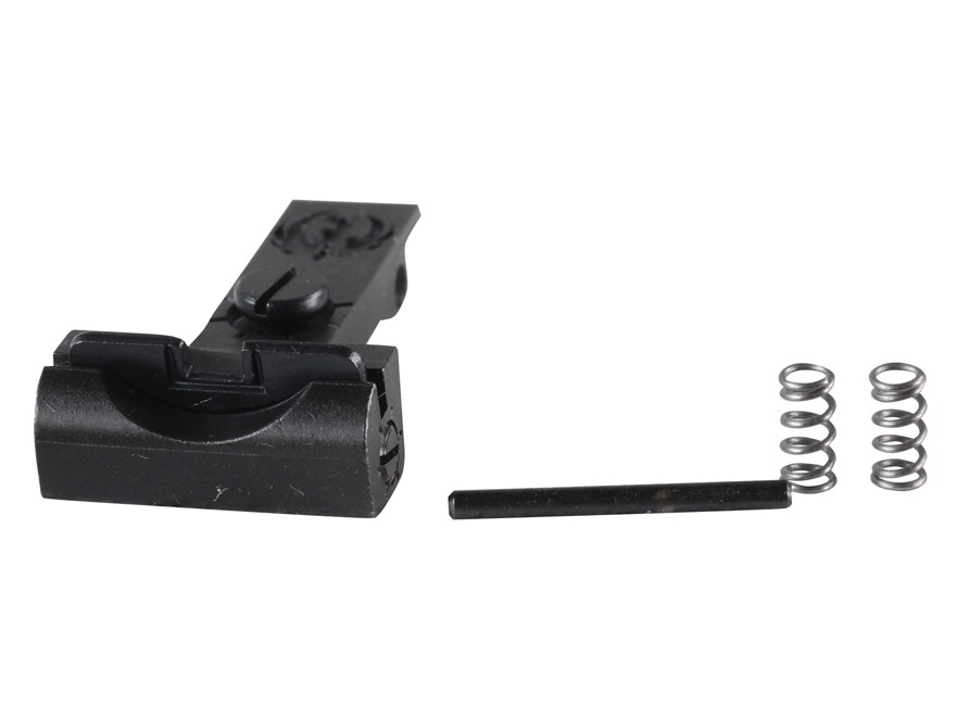 Ruger Rear Sight Base Assembly Complete Ruger Blackhawk, Super Blackhawk, Old Army, Bis...