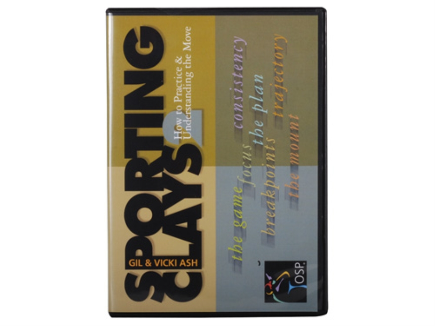 """How to Practice & Understanding the Move"" DVD by Gil & Vicki Ash"