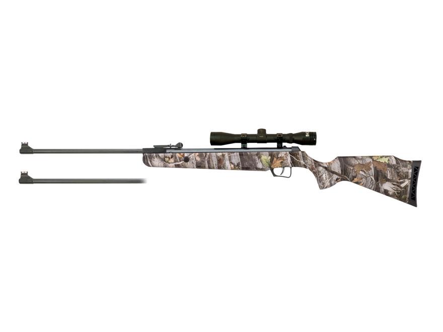 Beeman Predator X2 Gas Ram DC Break Barrel Air Rifle 177 & 22 Caliber Next G1 Camo Synt...