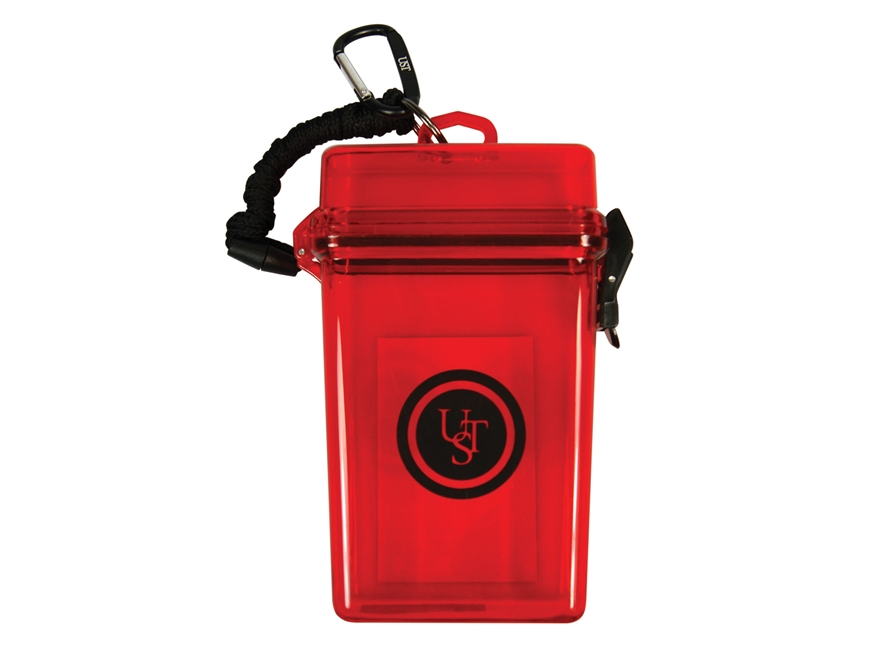 UST Watertight First Aid Kit 2.0 Red