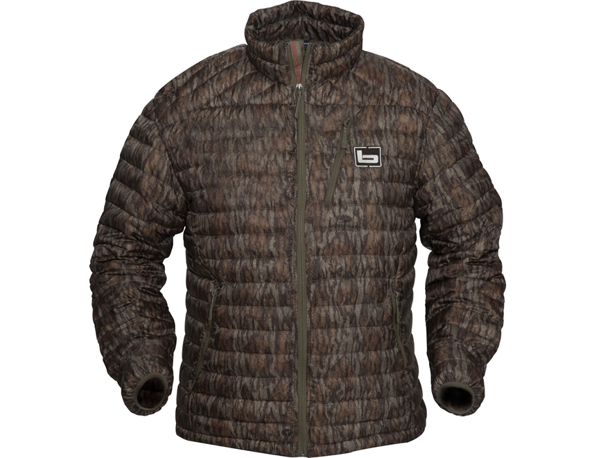 Banded Men's Agassiz Down Insulated Windproof Jacket Polyester