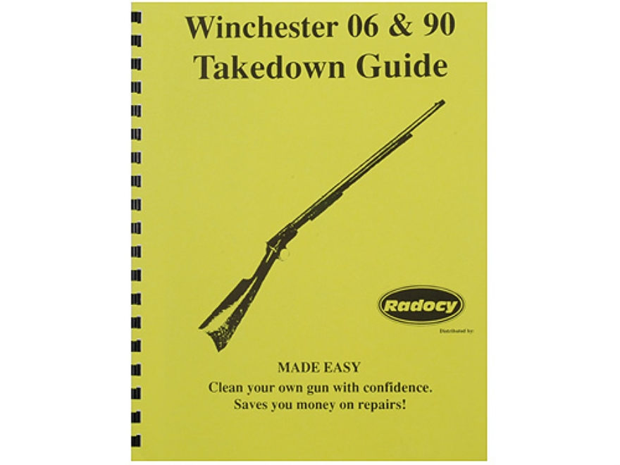 "Radocy Takedown Guide ""Winchester 06 & 90"""