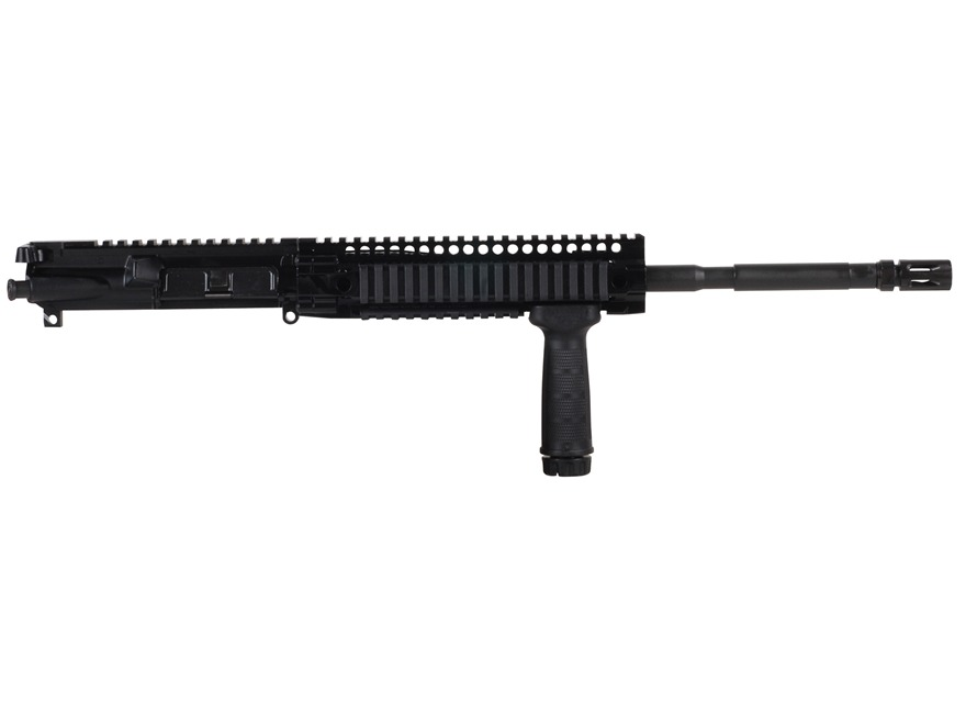 "Daniel Defense AR-15 DDM4v4 A3 Flat-Top Upper Assembly 5.56x45mm NATO 1 in 7"" Twist 16""..."