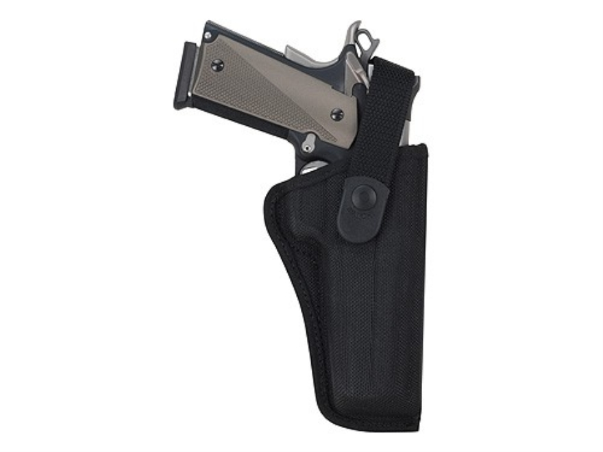 Bianchi 7000 AccuMold Sporting Holster Right Hand Colt Mustang 380 Nylon Black
