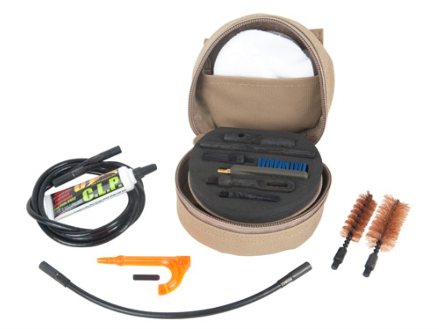 Otis Military Mil-Spec 50 BMG Cleaning Kit Anti-Glare Black