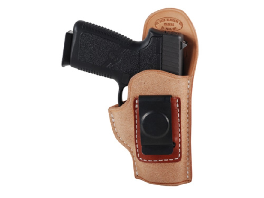 El Paso Saddlery EZ Carry Inside the Waistband Holster Right Hand Kahr CM9, PM9, PM40, ...