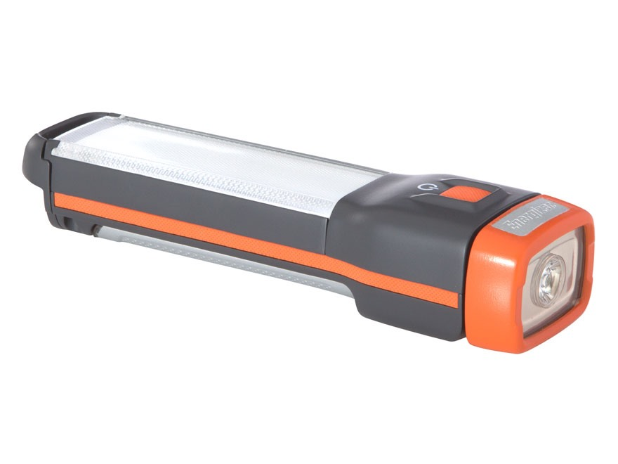 Energizer 3 in 1 LED Flashlight LED with 4 AA Batteries Polymer