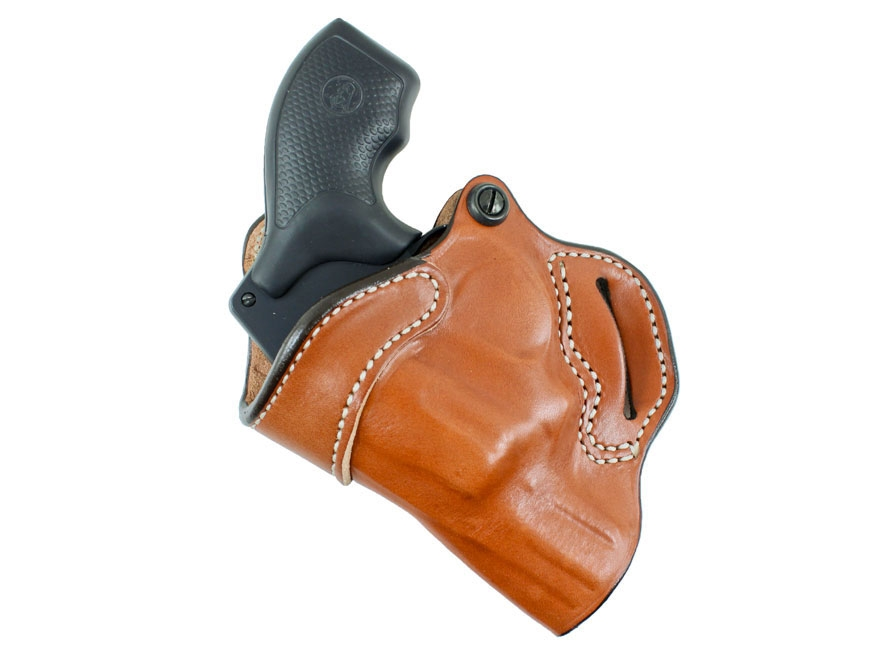 Lower Back Concealment Holsters: Small Of Back (SOB) IWB