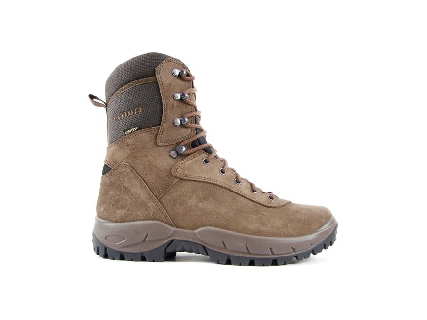 "Lowa Uplander GTX 10"" Waterproof GORE-TEX Hunting Boots Leather/Cordura Men's"