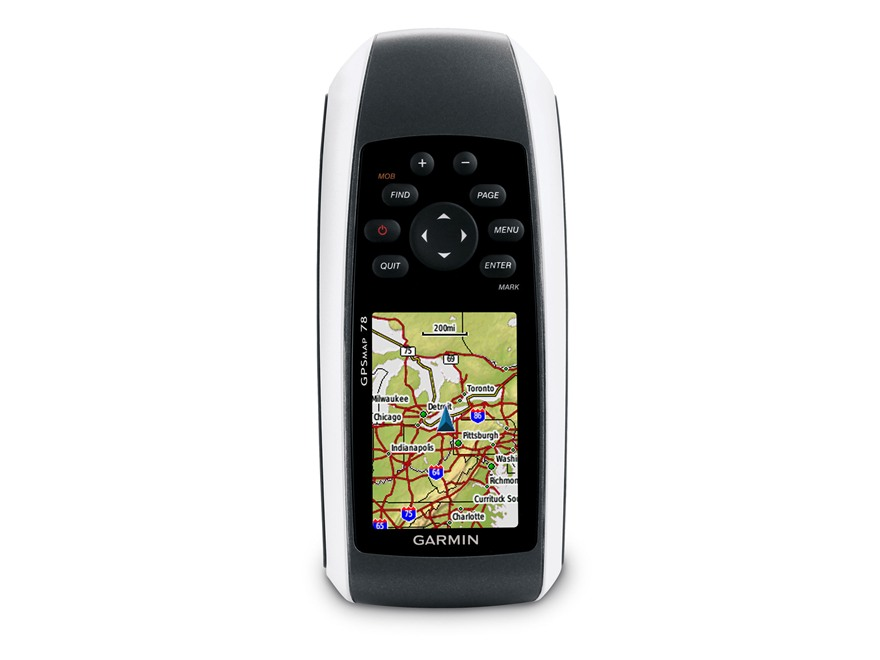 Garmin GPSMAP 78 Handheld GPS Unit
