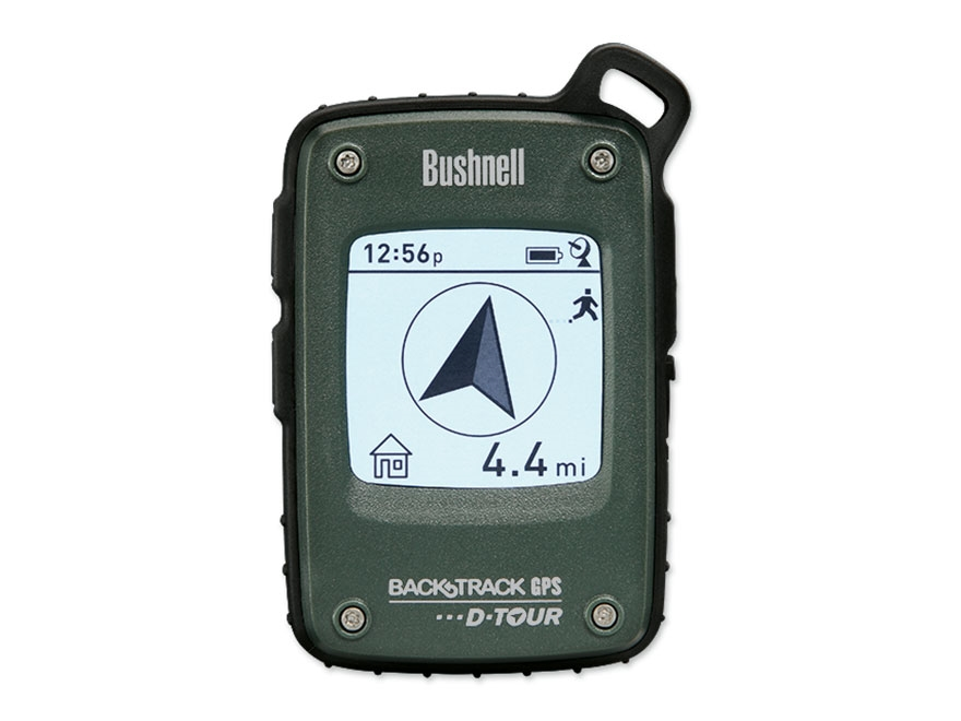 Bushnell BackTrack D-Tour Handheld GPS Unit Green