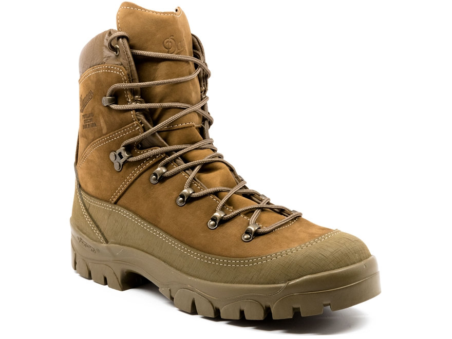 Military Surplus Combat Hiker Waterproof Boot Grade 1 Green/Tan 12.5 R