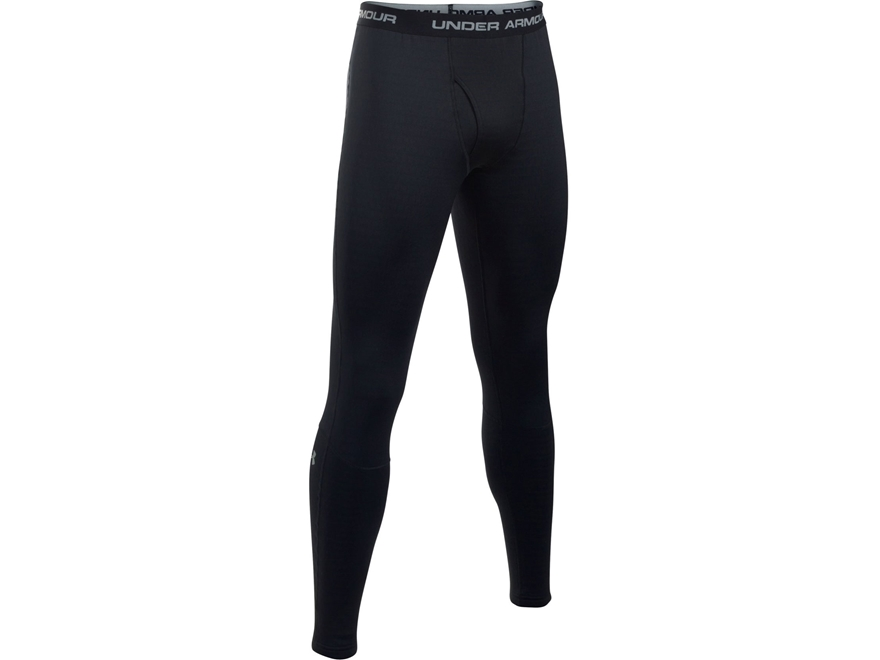 Under Armour Men's UA Base 4.0 Base Layer Pants Polyester Black