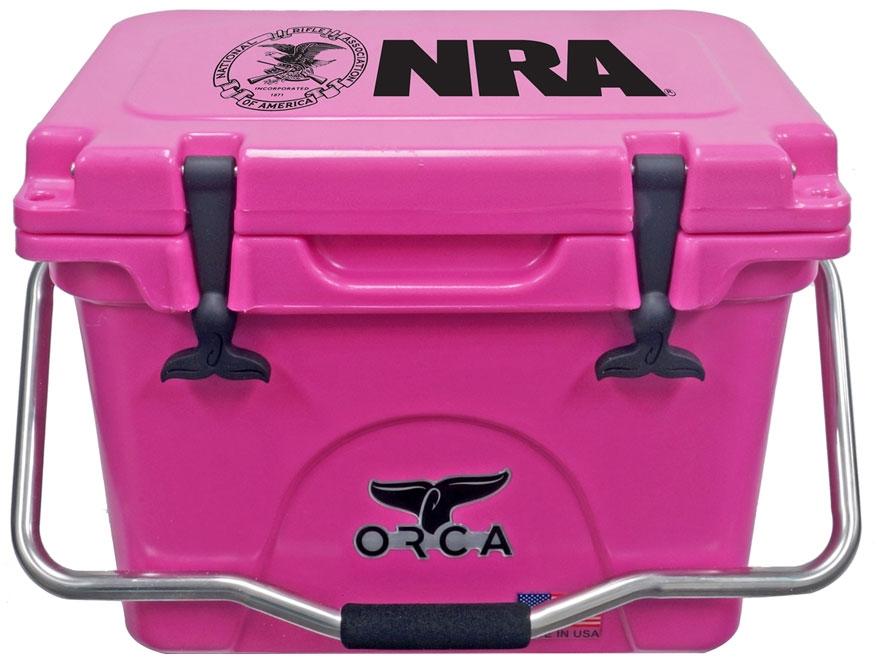 Orca 20 Qt NRA Cooler Polyethylene