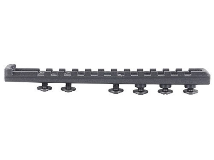 FAB Defense Parallel Picatinny Rail fits AR-15 M4 Handguard Polymer Matte