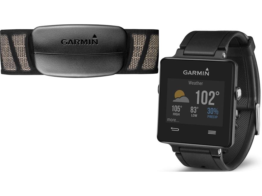Garmin Vivoactive Activity Tracker Bundle