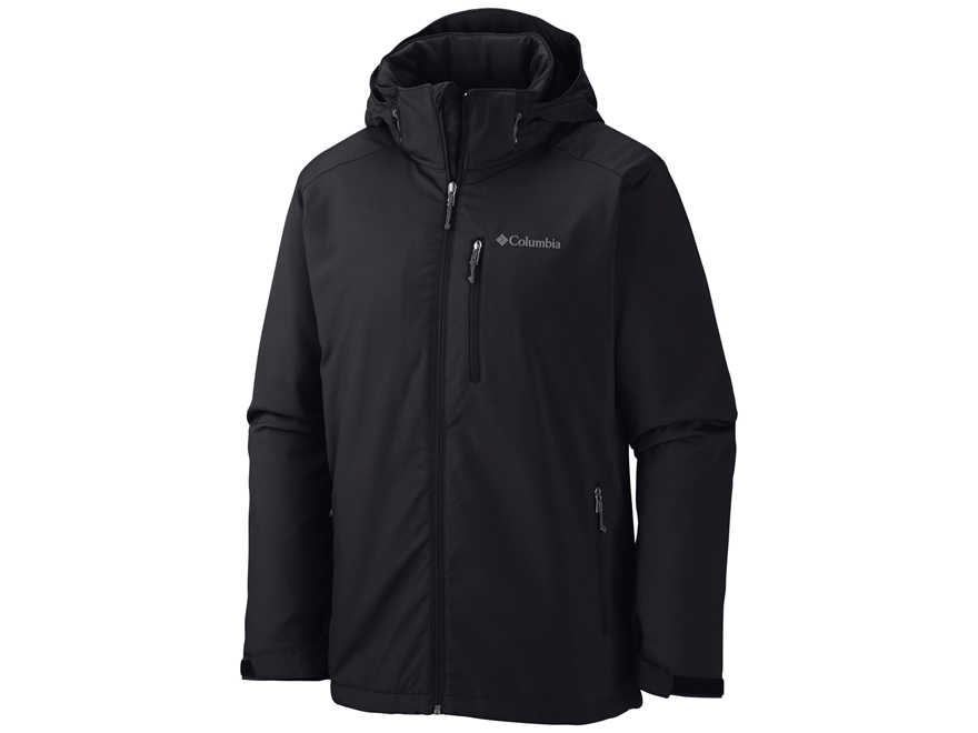 Columbia Men S Gate Racer Softshell Insulated Jacket Polyester