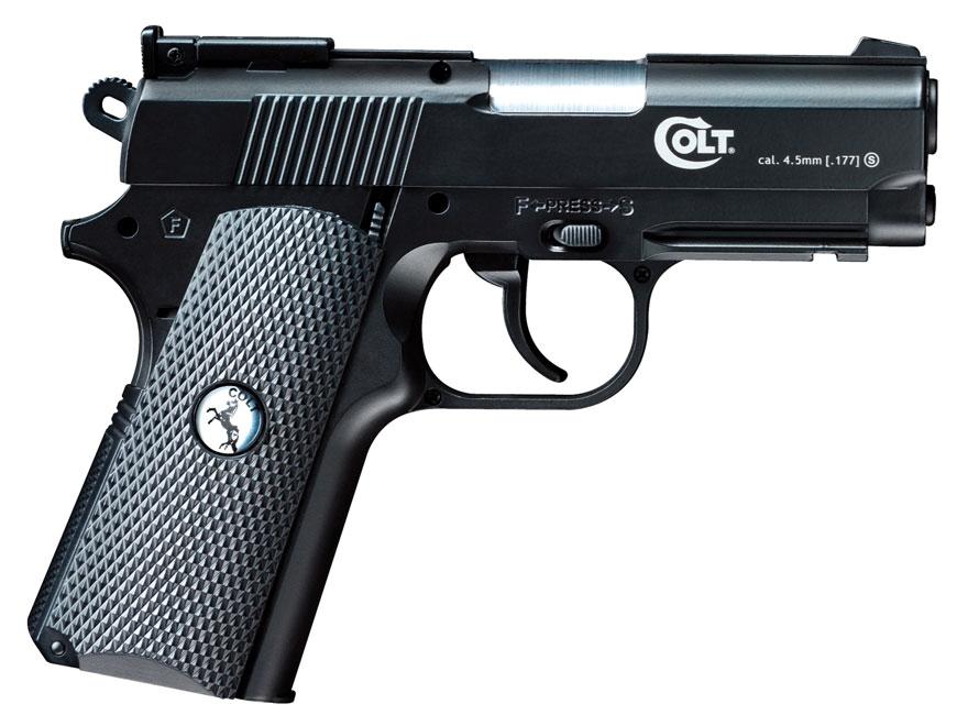 Colt Defender Air Pistol 177 Caliber BB Black