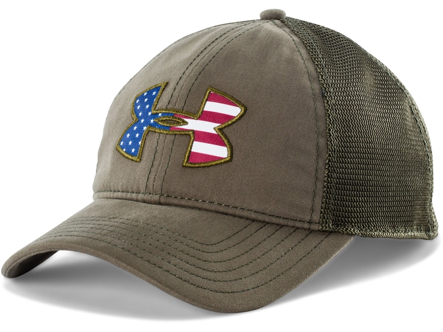 Under Armour UA BFL Mesh Cap Polyester One Size Fits All