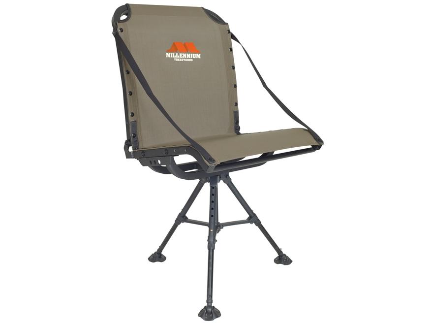 Millennium G-100 Ground Blind Chair  sc 1 st  MidwayUSA & Millennium G-100 Ground Blind Chair - MPN: G-100-00 islam-shia.org