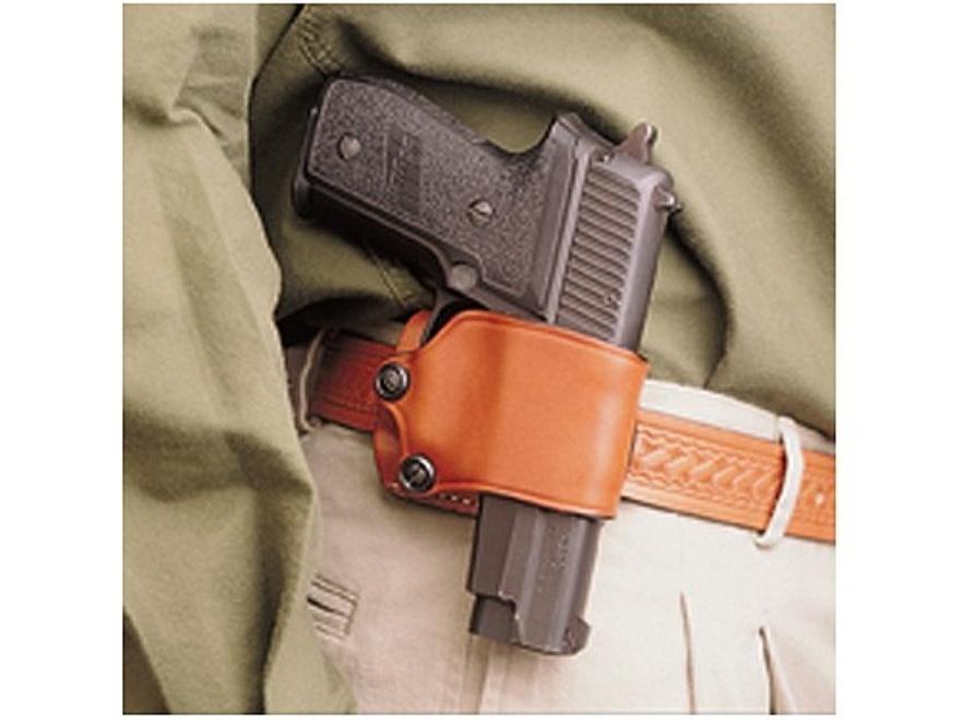 DeSantis Yaqui Slide Belt Holster Leather